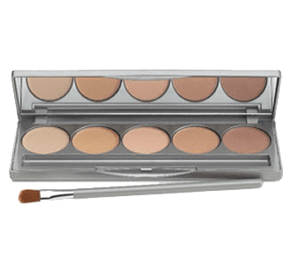 Mineral corrector palette.